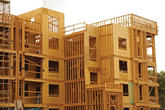 Wood construction faces challenge in Atlanta suburb - Independent ...