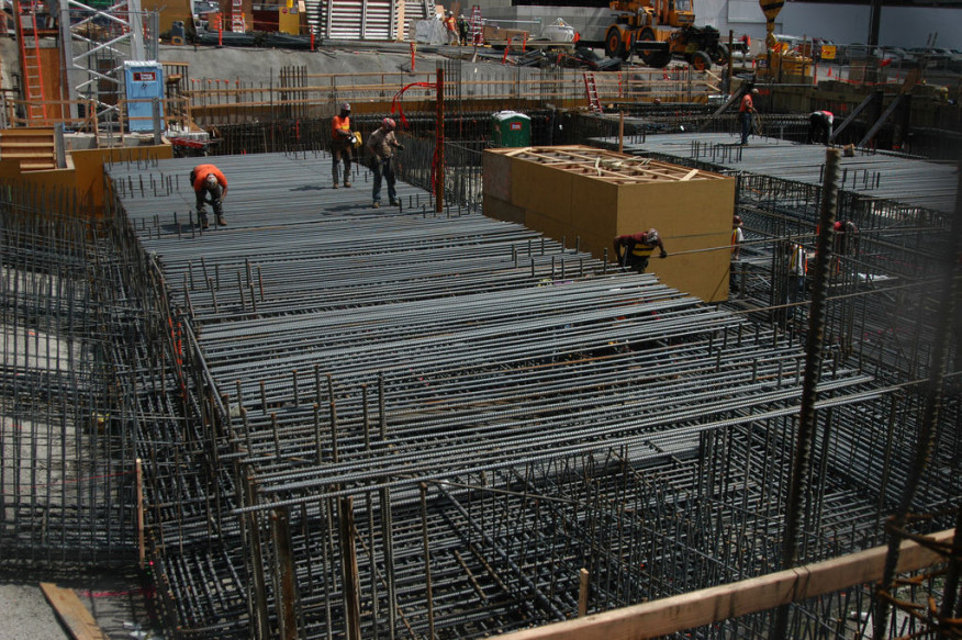 Spending On Us Non Residential Building Is Expected To
